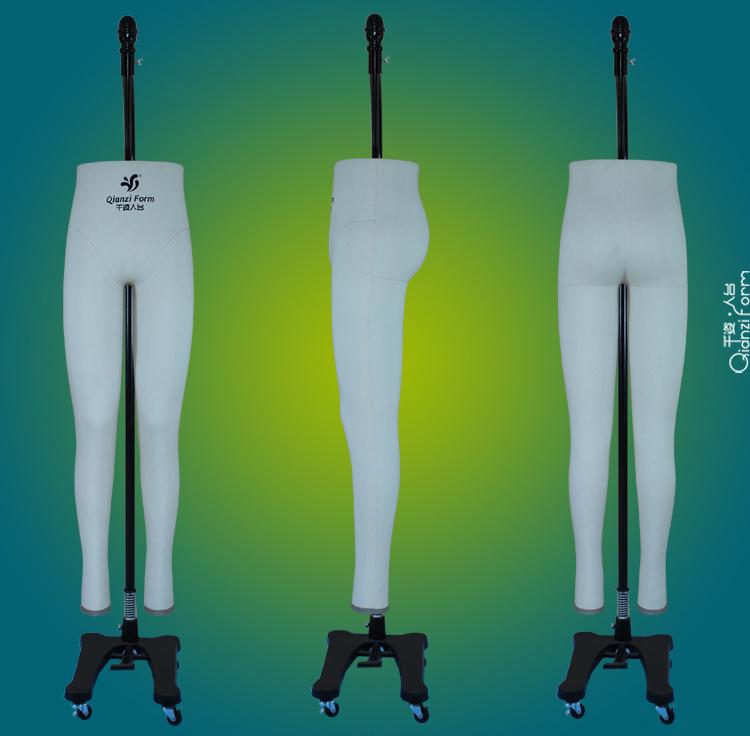 新版国标裤装打版人台